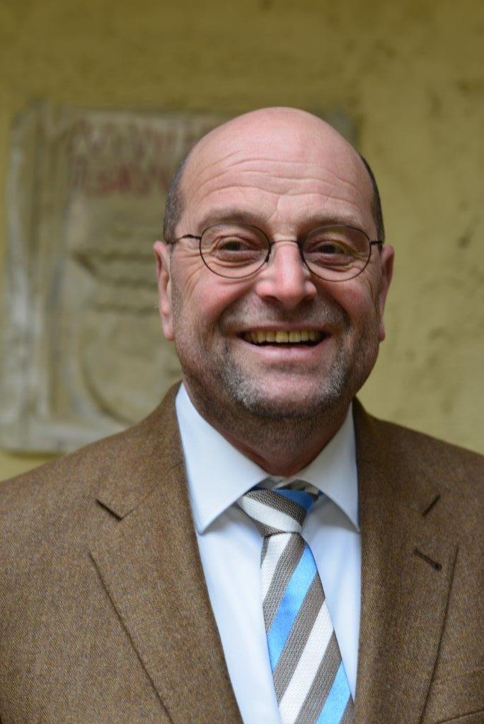 Volker Godel, FDP-Fraktionsvorsitzender